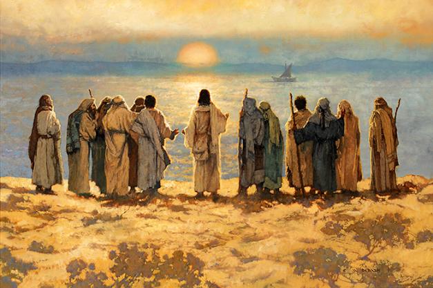 Jesus Calls His First Disciples – Faith vs. Sight